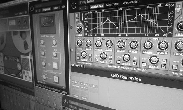 Editing | Mixing