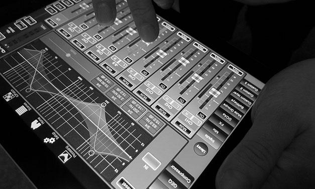 Live-Mixing